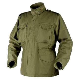 Куртка M65 - NyCo Sateen, Olive Green, Helikon-Tex®