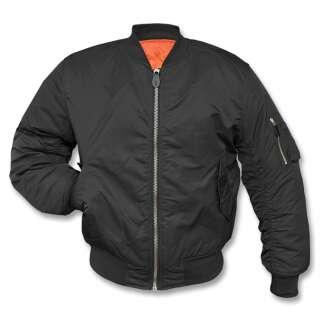 Куртка MA1, Black, Mil-tec