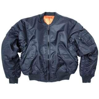 Куртка MA1, Navy Blue, Mil-tec