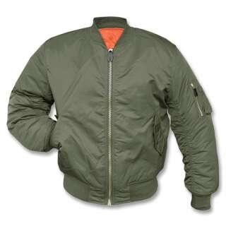Куртка MA1, Olive Green, Mil-tec