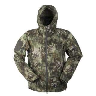 Куртка мембранна влагозащитная HARDSHELL JACKET BREATHABLE, Mil-tec