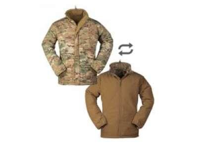 Куртка Mil-Tec двухсторонняя зимняя (Multicam/Dark coyote), Mil-tec
