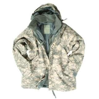 Куртка непромокаючий з флісовій підстібка, [1 129] Камуфляж AT-DIGITAL, Mil-tec