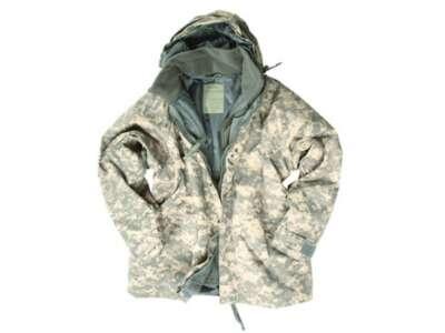 Куртка непромокаючий з флісовій підстібка, [+1129] Камуфляж AT-DIGITAL, Sturm Mil-Tec®