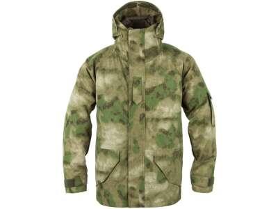 Куртка непромокаючий з флісовій підстібка, [1247] MIL-TACS FG, Mil-tec