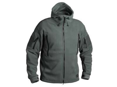 Куртка PATRIOT - Double Fleece, Jungle Green, Helikon-Tex