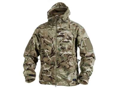 Куртка PATRIOT - Double Fleece, MP Camo, Helikon-Tex®