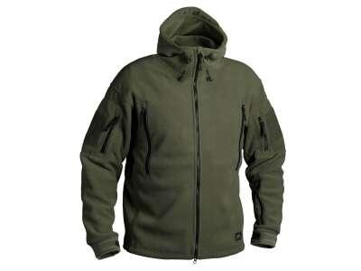 Куртка PATRIOT - Double Fleece, Olive Green, Helikon-Tex®