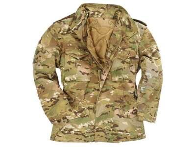 Куртка полевая демисезонная M65, [1253] MULTITARN, Sturm Mil-Tec® Reenactment