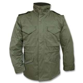 Куртка польова демісезонна M65, [182] Olive, Sturm Mil-Tec®