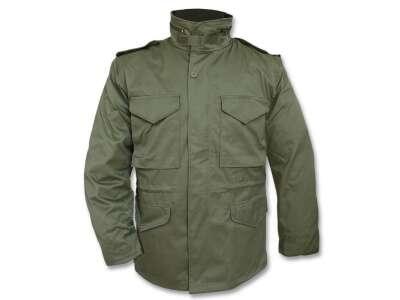 Куртка полевая демисезонная M65, [182] Olive, Sturm Mil-Tec® Reenactment