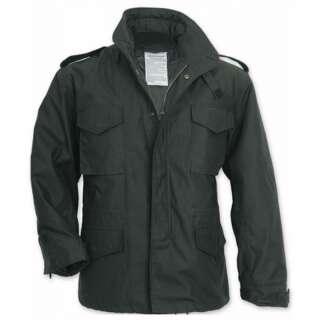 Куртка польова демісезонна M65 Teesar (TR), [019] Black, Sturm Mil-Tec®