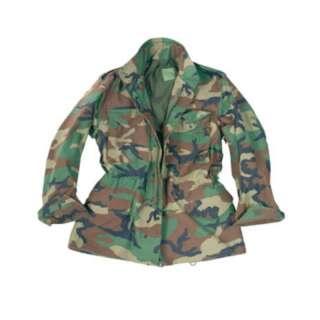 Куртка полевая демисезонная M65 Teesar (TR), [1358] Woodland, Sturm Mil-Tec