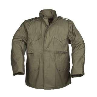 Куртка польова демісезонна M65 Teesar (TR), [182] Olive, Sturm Mil-Tec®