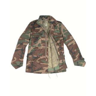 Куртка М65 з підкладкою (Woodland), Sturm Mil-Tec®