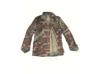 Куртка М65 с подкладкой (Woodland), Sturm Mil-Tec®