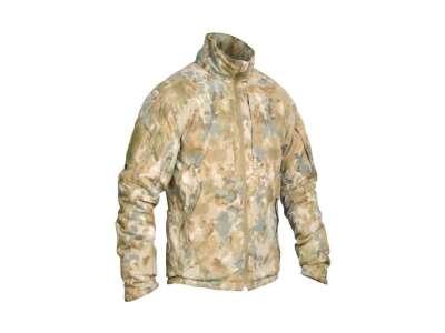 Куртка полевая демисезонная PCWPJ-Alpha (Punisher Combat Winter Patrol Jacket Polartec Alpha), [1170] Covert Arid Camo Pat. D 697,319, P1G