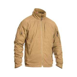 Куртка польова демісезонна PCWPJ-Alpha (Punisher Combat Winter Patrol Jacket Polartec Alpha), [1174] Coyote Brown, P1G-Tac