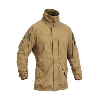 Куртка польова всесезонна AMCS-J (All-weather Military Climbing Suit -Jacket), [1174] Coyote Brown, P1G-Tac