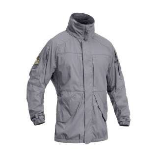 Куртка польова всесезонна AMCS-J (All-weather Military Climbing Suit -Jacket), [1223] Graphite, P1G-Tac