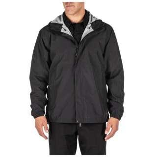 Куртка штормовая 5.11 Tactical Duty Rain Shell [019] Black, 5.11 Tactical®