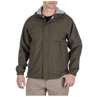 Куртка штормовая 5.11 Tactical Duty Rain Shell [186] RANGER GREEN, 5.11 Tactical®