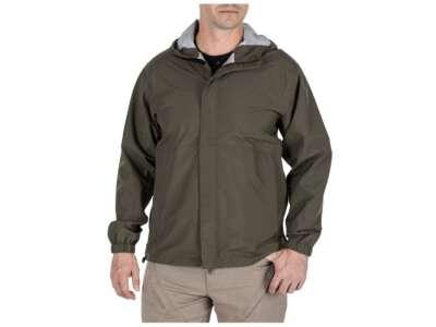 Куртка штормова 5.11 Duty Rain Shell [186] RANGER GREEN, 44140