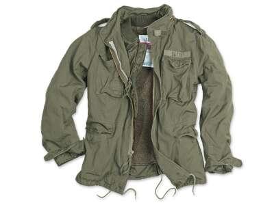 Куртка со съемной подкладкой SURPLUS REGIMENT M 65 JACKET, Surplus Raw Vintage®