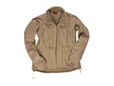 Куртка тактическая Soft Shell (Coyote), Mil-Tec Sturm