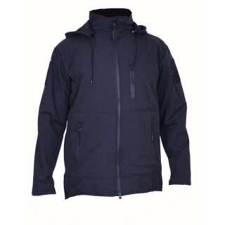 Куртка SoftShell ДСНС (Dark Navy Blue), Украина