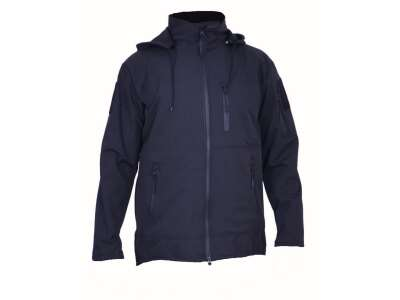 Куртка SoftShell ДСНС (Dark Navy Blue), Україна