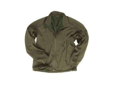 Куртка Softshell тріламінат, легка Mil-Tec (Olive), Mil-tec