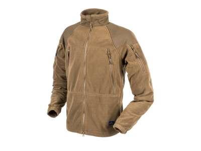 Куртка STRATUS® - Heavy Fleece, Coyote, Helikon-Tex