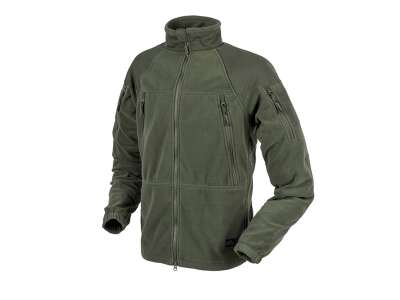 Куртка STRATUS® - Heavy Fleece, Olive Green, Helikon-Tex