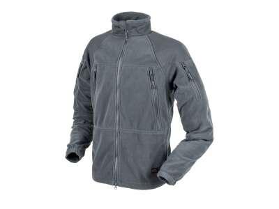 Куртка STRATUS® - Heavy Fleece, Shadow Grey, Helikon-Tex®