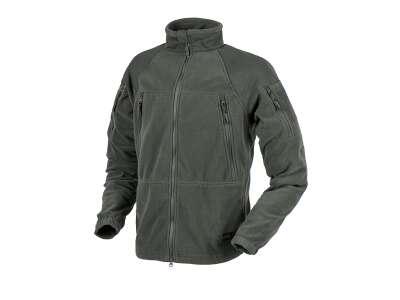 Куртка STRATUS® - Heavy Fleece, Taiga Green, Helikon-Tex®