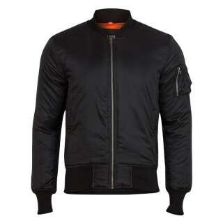 Куртка Surplus Basic Bomber Jacket, [019] Black