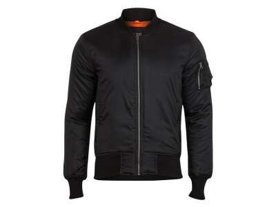 Куртка Surplus Basic Bomber Jacket, [019] Black