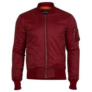Куртка Surplus Basic Bomber Jacket, [1160] Бордовий