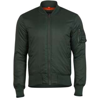 Куртка Surplus basic Bomber Jacket, [182] Olive
