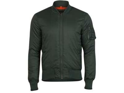 Куртка Surplus basic Bomber Jacket, [182] Olive, Surplus Raw Vintage®