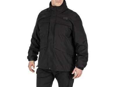 Куртка тактическая демисезонная 5.11 3-in-1 Parka 2.0, Black, 44140