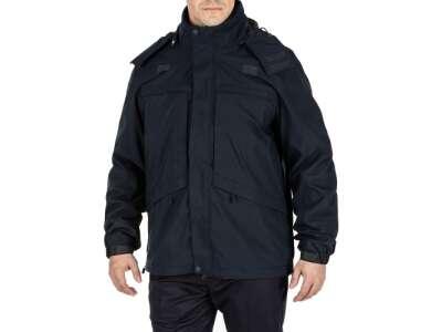 Куртка тактична демісезонна 5.11 3-in-1 Parka 2.0, Dark Navy, 5.11 ®