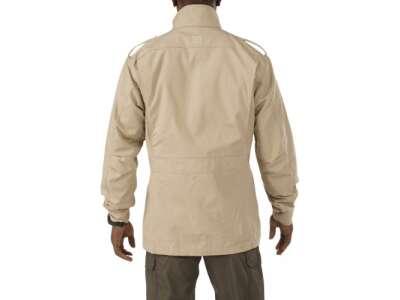 Куртка тактическая демисезонная 5.11 TACLITE M-65 JACKET, [162] TDU Khaki, 5.11