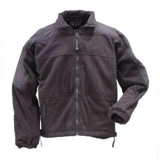 Куртка тактична демісезонна 5.11 3-in-1 Parka, [019] Black, 44140