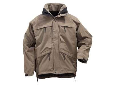 Куртка тактична демісезонна 5.11 Aggressor Parka, [192] Tundra, 44140