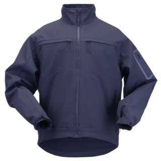 Куртка тактическая для штормовой погоды 5.11 Chameleon Softshell Jacket, [724] Dark Navy, 5.11