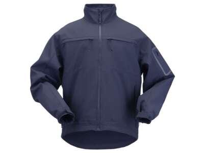 Куртка тактична для штормової погоди 5.11 Chameleon Softshell Jacket, [724] Dark Navy, 44140