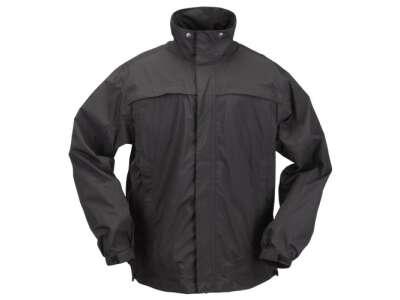 Куртка тактическая для штормовой погоды 5.11 TacDry Rain Shell, [019] Black, 5.11