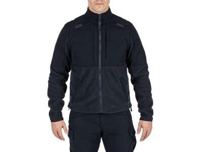 Куртка тактическая флисовая 5.11 Fleece 2.0 (Dark Navy), 5.11 ®